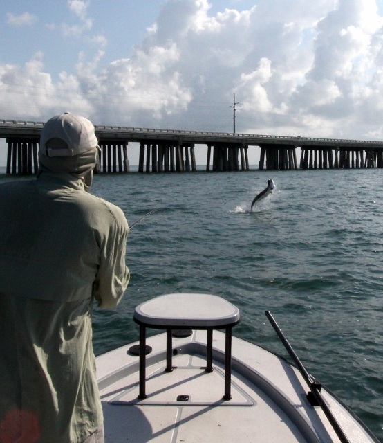 Miami Fly Fishing Guide: Capt. Dave Hunt Fly Fishing for Florida in the Florida Keys