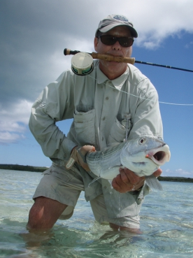Miami Fly Fishing: biscayne bay bonefish