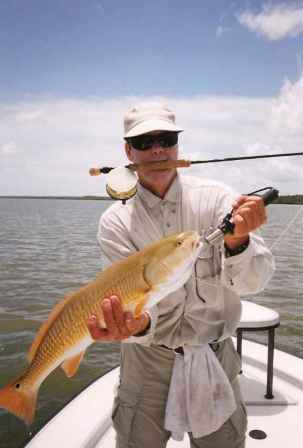 Everglades Redfish: Miami Fly Fishing Guide