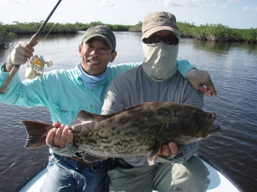 Everglades fly fishing guide capt dave hunt for Fly fishing miami